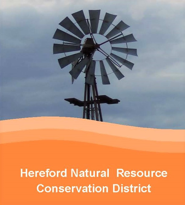 Hereford Windmill conservation logo